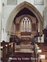 The Nave St. Mary's Great Milton